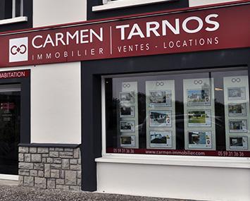 Carmen tarnos agencia inmobiliaria en boucau carmen for Agencia immobilier