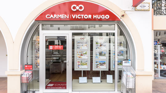 Logo Carmen Victor Hugo
