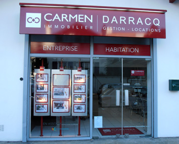 Carmen darracq agence immobili re bayonne carmen for Agence immobiliere ustaritz