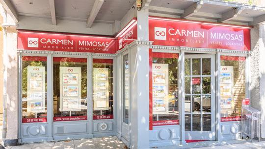 Logo Carmen Mimosas