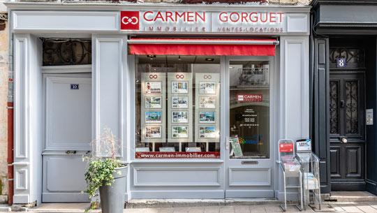 Logo Carmen Gorguet