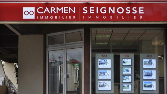 Logo Carmen immobilier location saisonnière Landes