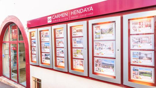 Logo Carmen Hendaya