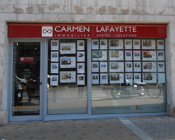 Carmen lafayette agence immobili re bayonne carmen for Agence immobiliere ustaritz