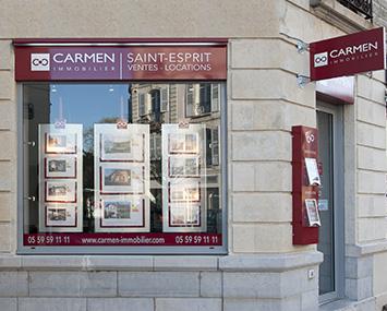 Carmen saint esprit agencia inmobiliaria en bayonne for Agencia immobilier