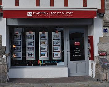 Logo Carmen Agence du Port