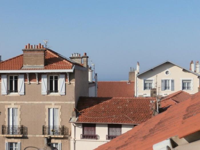 A 2 bedroom apartment in Biarritz
