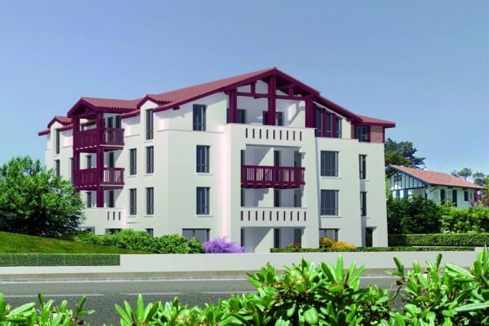 A one bedroom apartment in Hossegor