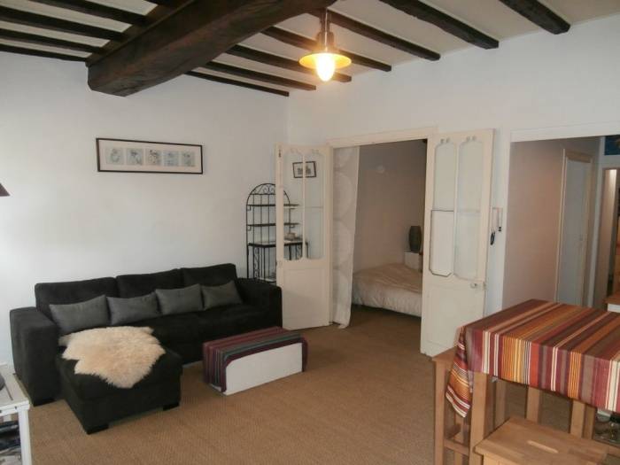 Ciboure: apartment, 3 rooms