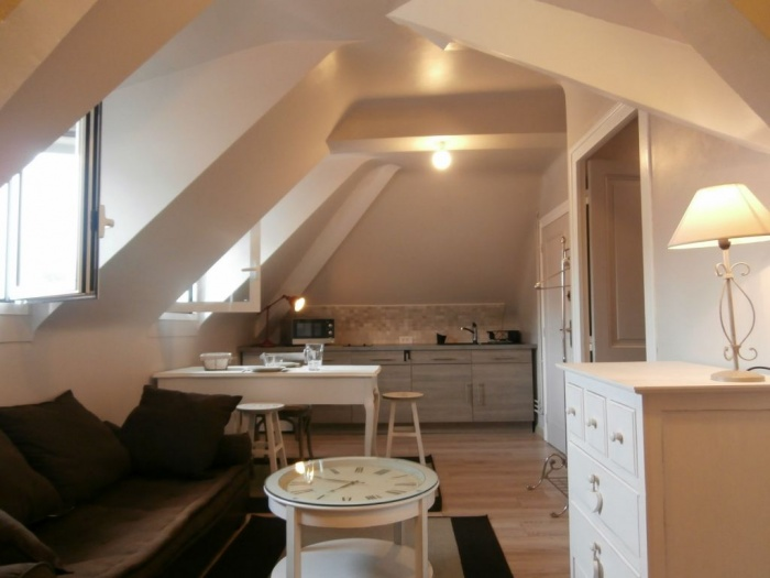 Exclusive: a one bedroom apartment in Biarritz