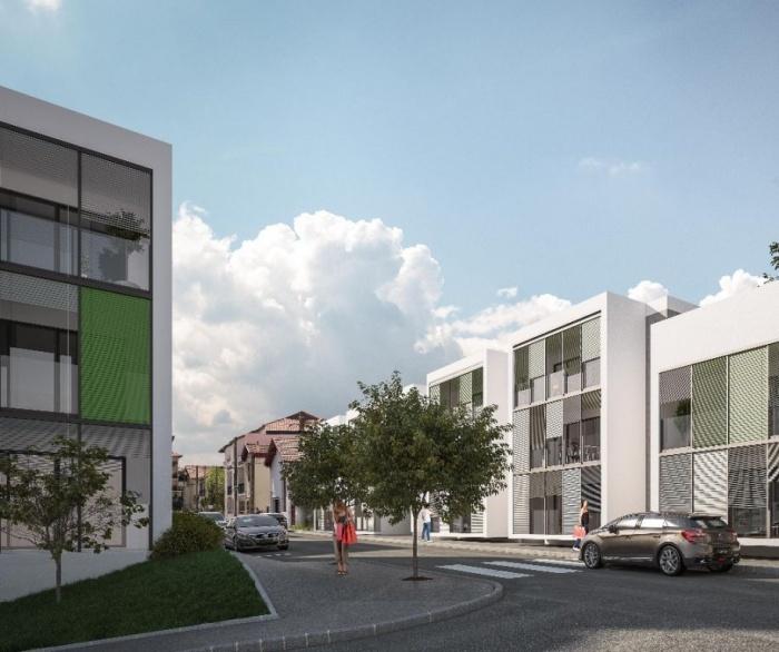 R sidence neuve biarritz lahouze au calme achat for Immobilier neuf achat