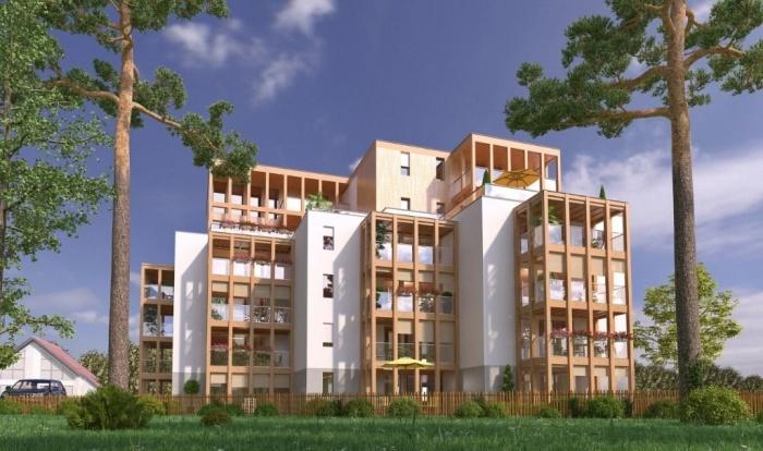 biarritz anglet r sidence avec vue arbor e achat appartement anglet carmen immobilier. Black Bedroom Furniture Sets. Home Design Ideas
