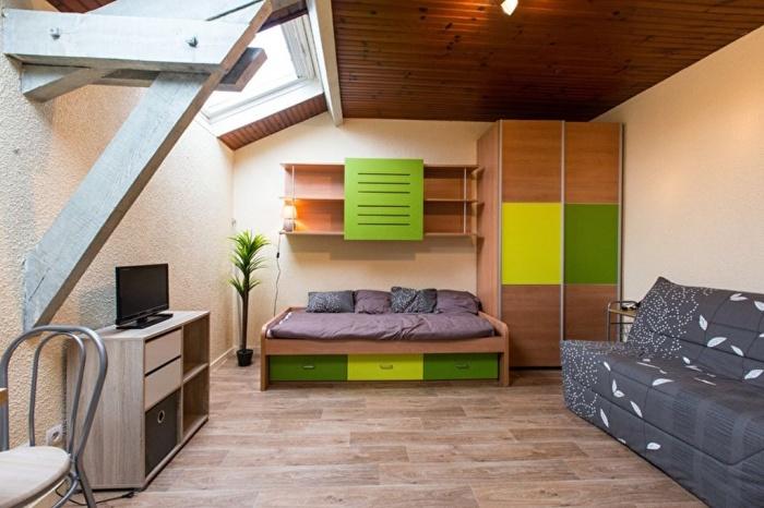 Exclusiva. Estudio de 30 m² en Hendaye