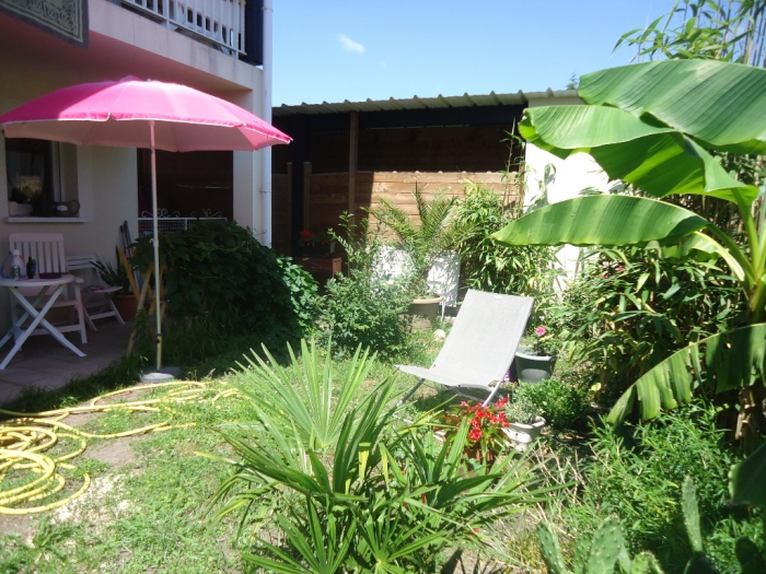 Rez de jardin achat appartement benesse maremne carmen for Achat appartement jardin