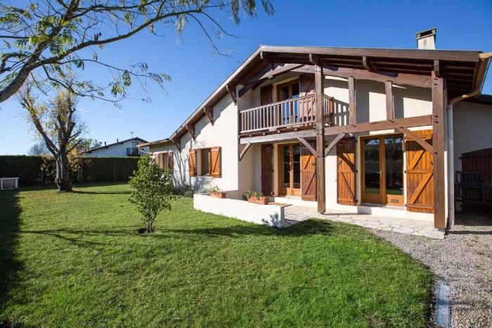 Maison Saubrigues