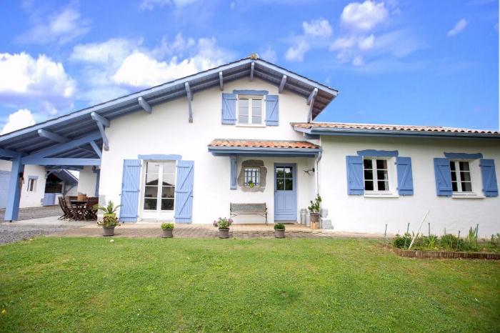 Biaudos, maison en parfait état avec garage sur 1500 m² de terrain