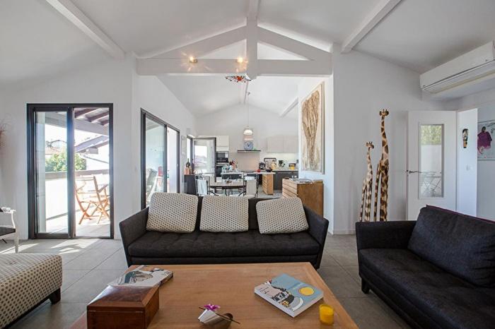 Apartment Ciboure 4 rooms, 125 m²
