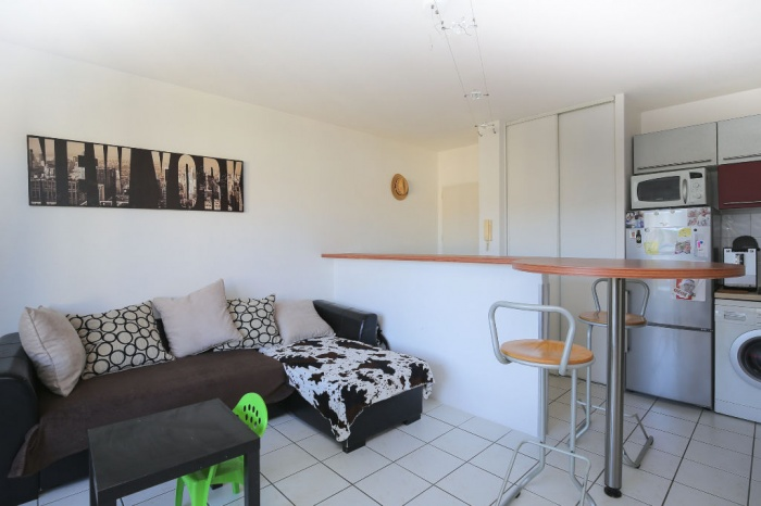 Appartement TARNOS T2 de 38 m²