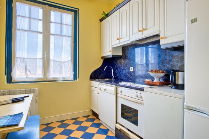 A vendre bel appartement 4 pièces résidence front de mer Hendaye