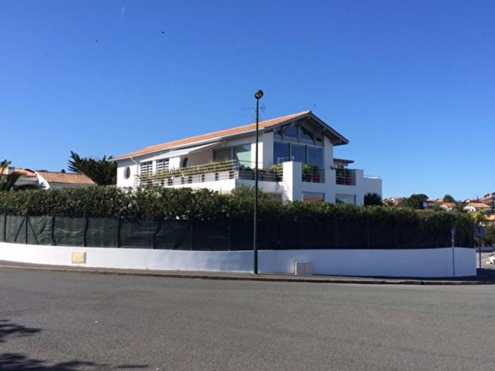 San Juan de Luz Villa T7 con vistas al mar