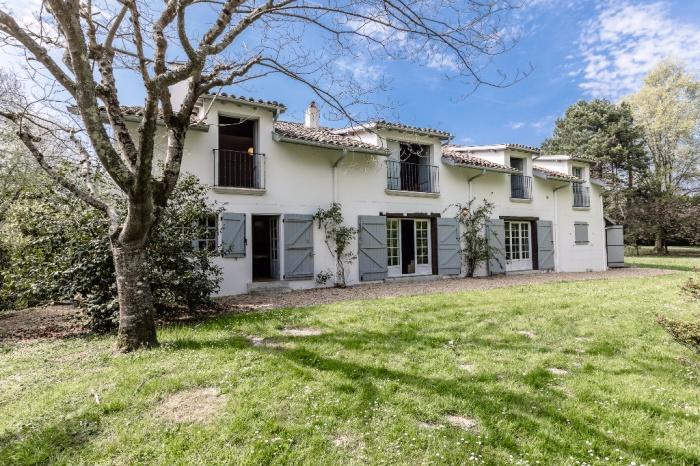 Espléndida propiedad en Tarnos.