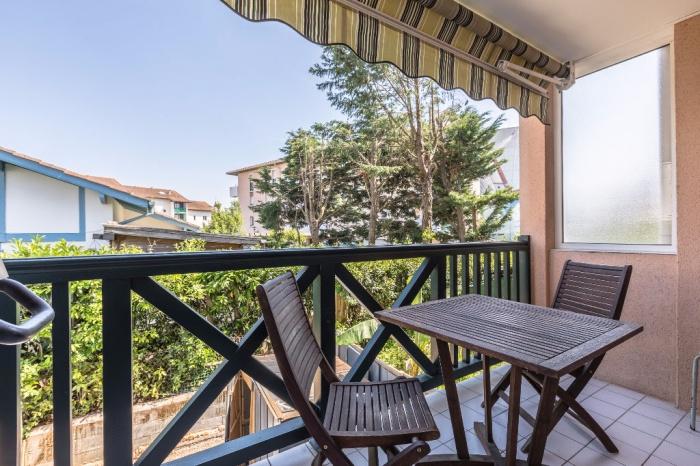 Appartement à vendre en centre ville, terrasse et parking