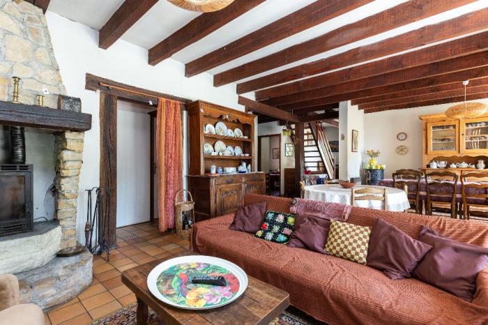 Maison Soustons 150 m2 -1ha de terrain
