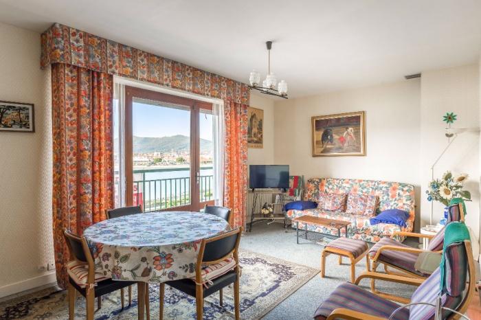 Appartement 4 pièces avec vue sur la baie de Txingudi