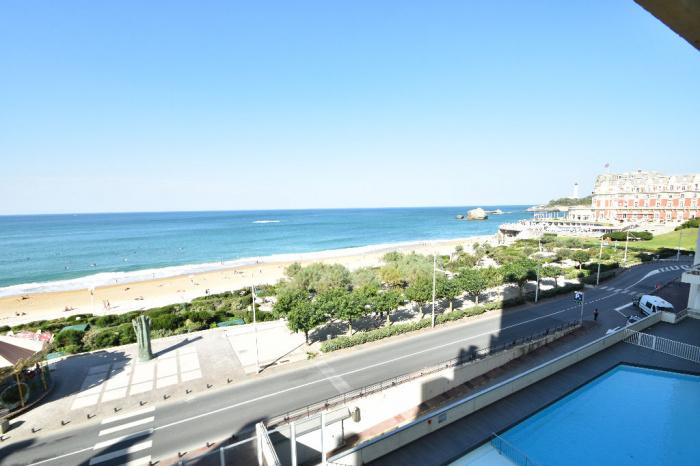 A vendre Biarritz Centre T 1 Vue mer