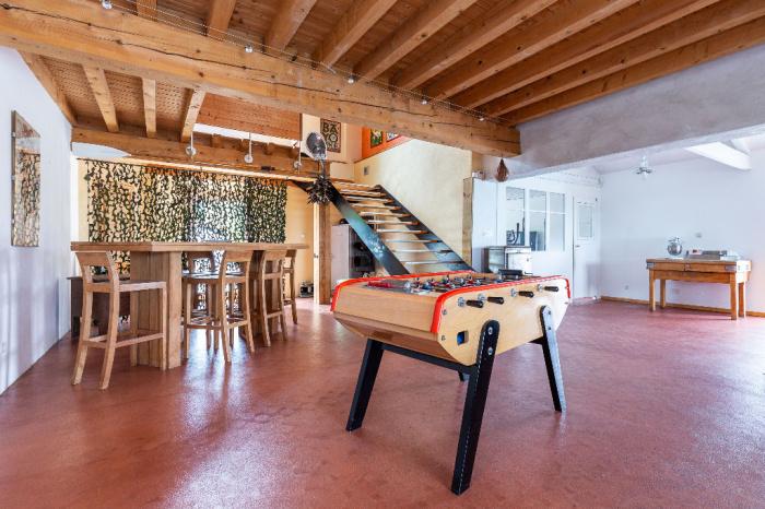 Maison Saint Martin De Seignanx 7 pièce(s) 204 m2