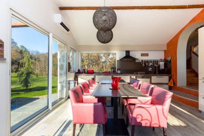 Maison Saint Martin De Seignanx 10 pièces, 3,6 hectares  avec piscine