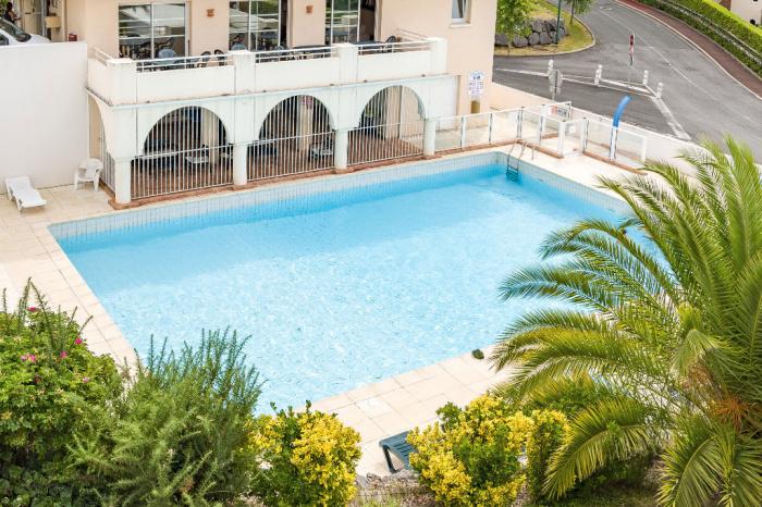 Appartement 2 pièces 4 couchages à vendre proche plage de Socoa