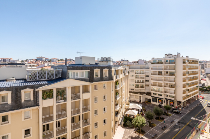 Studio Biarritz Grande plage