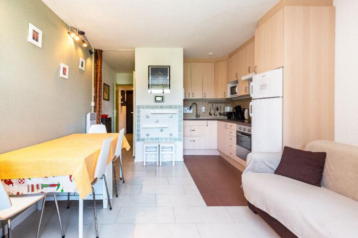 Appartement plage de l'Agréou avec terrasse - Garage -