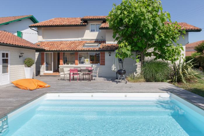 Maison de 211 m2 a 15 mn du Lac d'Hossegor