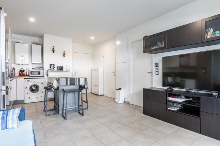 Appartement Anglet T2 neuf de 40 m2 avec terrasse, cave et parking en sous sol