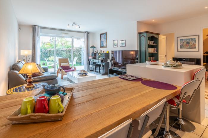 quartier saint esprit t4 avec jardin vendre achat appartement bayonne carmen immobilier. Black Bedroom Furniture Sets. Home Design Ideas