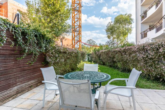 Quartier Saint Esprit, T4 avec jardin à vendre.
