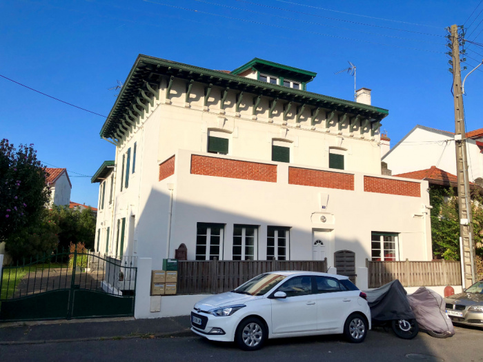 A vendre Biarritz Saint-Charles T3/T4