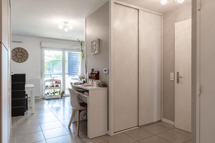 Exclusivité : Appartement Urrugne 3 pièces, centre ville de Ciboure à pied