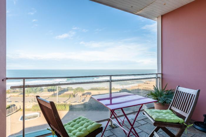 studio vue ocean avec balcon achat appartement anglet carmen immobilier. Black Bedroom Furniture Sets. Home Design Ideas