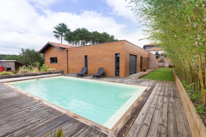 Belle villa à Labenne