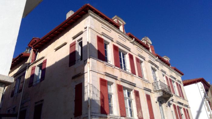 San Juan de Luz, en el puerto, apartamento T4