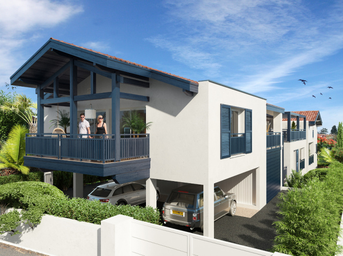 Appartement T4 en Duplex