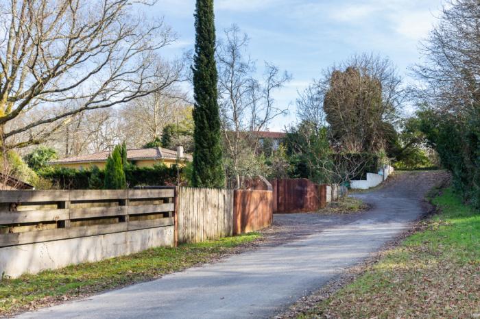 Terrain Saint Martin De Seignanx 702 m²