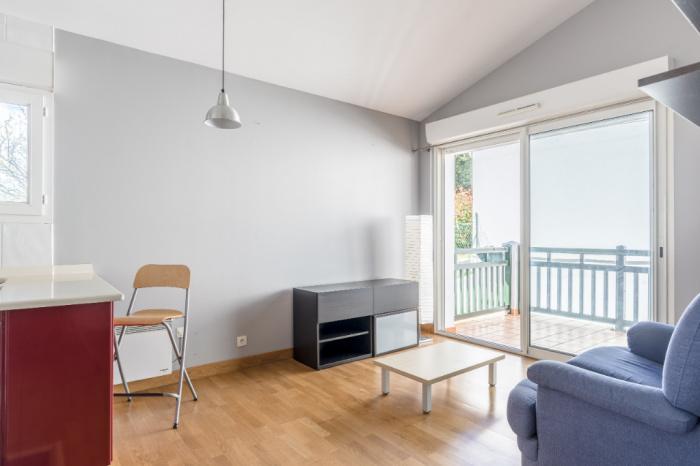 Appartement T2 de 35m² à Hendaye en parfait état