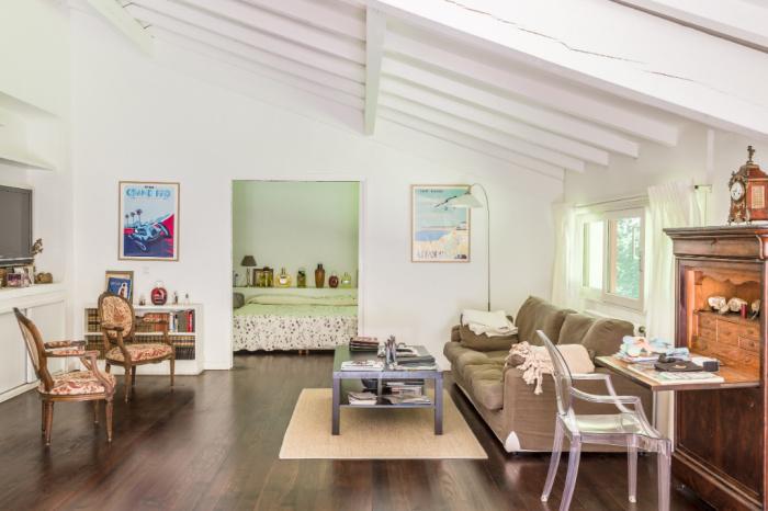 Villa familiale 350 m² hab, piscine, terrain plat, montagnes