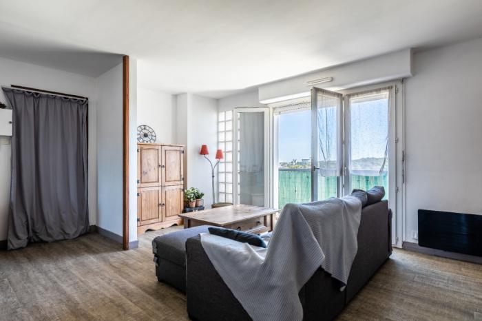 Barrio BLANCPIGNON en ANGLET, en venta apartamento T4