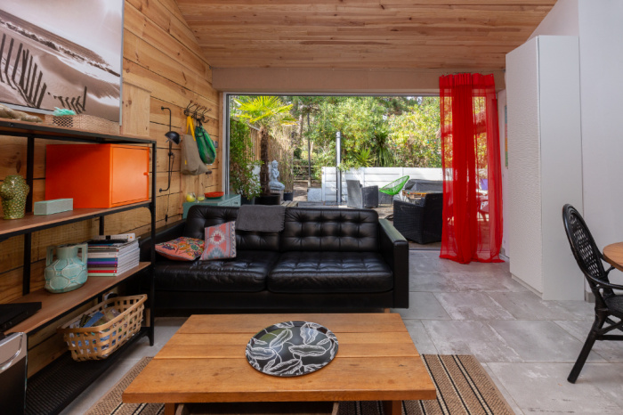 Seignosse Les Bourdaines, Villa patio à proximité des Plages !