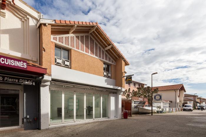Yield building in Vieux Boucau Les Bains